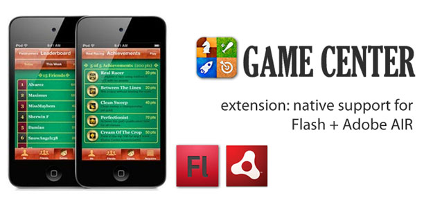 Flash Game Center